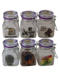 Juicy Jar odorless jar SMALL storage compartment 80 ml
