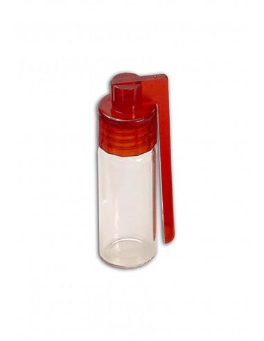 Spoon Bottle buteleczka na zioła z łyżeczką wys. 56 mm