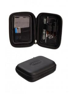 Obraz produktu: snorter case mały zestaw do tabaki w usztywnianym pokrowcu