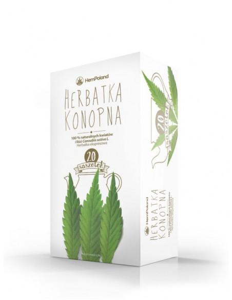 Herbatka konopna HemPoland 40 g