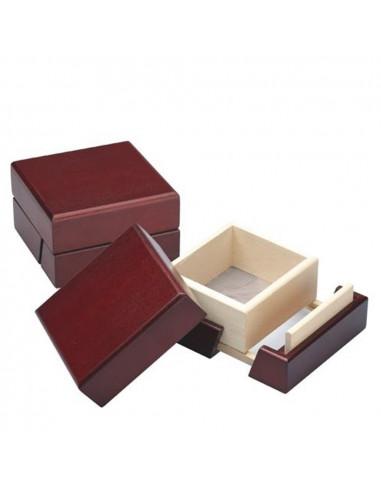 Tabacco Set drewniane pudełko do przechowywania suszu