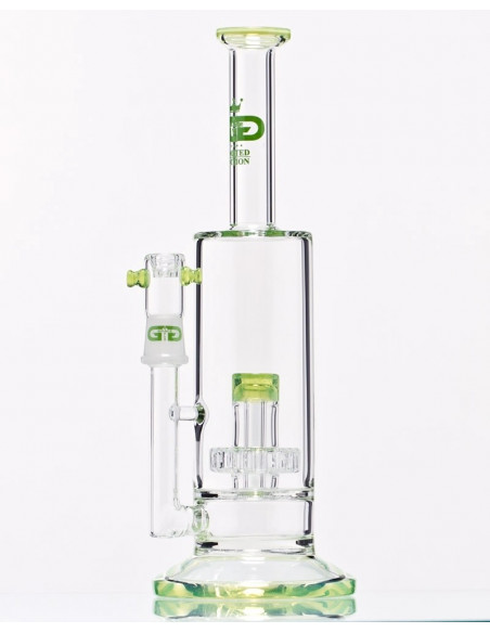 Bongo Grace Glass Lime Straight LIMITED EDITION wys. 30 cm szlif 18.8 mm