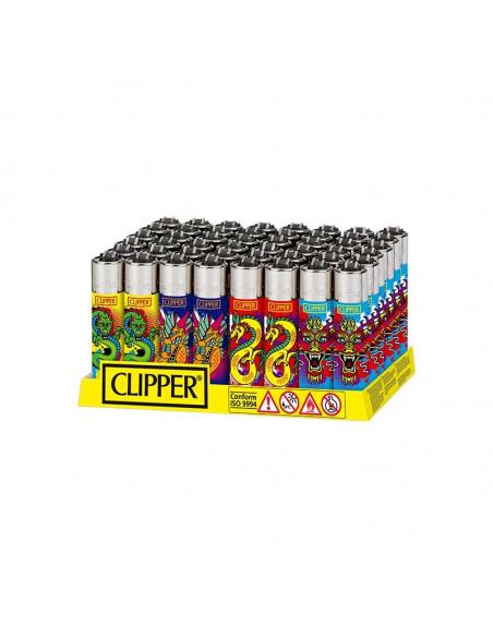 Zapalniczka Clipper wzór Dragons