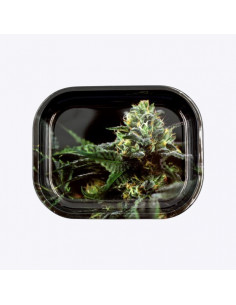 V-SYNDICATE OG Kush Joint Rolling Tray - SMALL