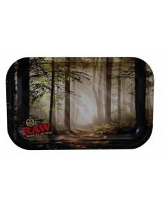 Obraz produktu: tacka do skręcania jointów raw forest duża