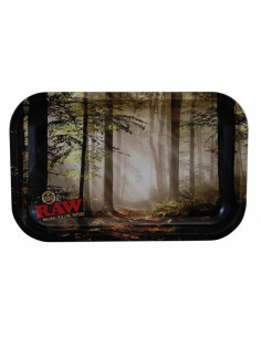 Rolling tray RAW Forest LARGE