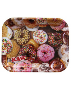Tacka do zwijania jointów RAW Donut DUŻA