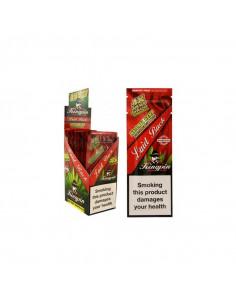 Obraz produktu: kingpin hemp blunt wraps laid back 4szt. bibułki konopne jointy owijki