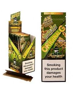 Obraz produktu: bibułki konopne kingpin hemp blunt wraps original