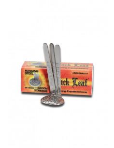 Spoon Screen sitka do bonga Black Leaf z uchwytem 3 szt. w pudełku