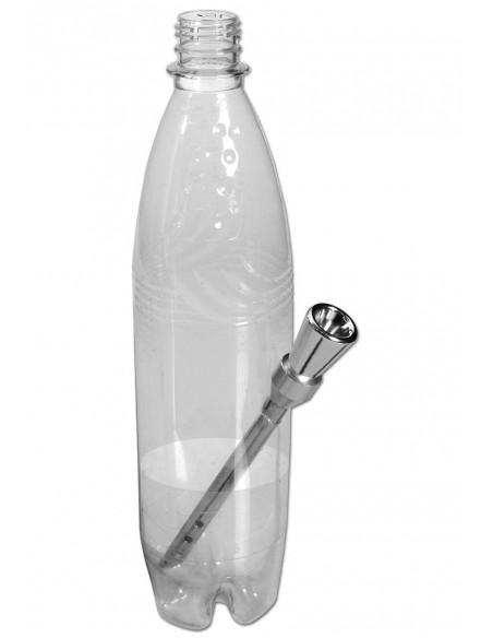 Rura pozwalająca zrobić bongo z każdej butelki Black Leaf Bong Spear