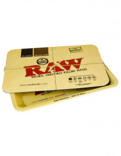 Magnetic lid for RAW MINI tray
