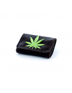 Obraz produktu: saszetka na tytoń la siesta tobacco pouch mini leaf