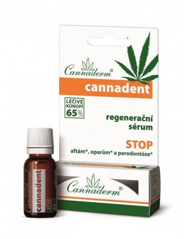 Cannadent Serum regeneracyjne na pleśniawki i opryszczkę 5 ml