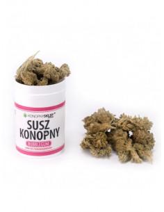 Susz konopny Bubblegum 4,2% CBD opakowanie 2 g