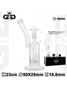 Bongo Grace Glass OG Series Nectar z perkolatorem w zestawie akcesoria