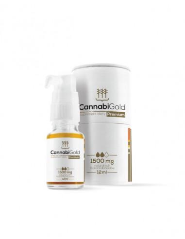 CannabiGold Premium 1500 mg olejek...