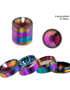 Grinder do ziół Grace Glass...