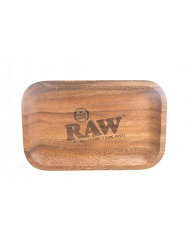Drewniana tacka do jointów Raw DUŻA...