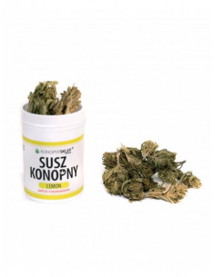 Susz konopny Lemon 4% CBD...