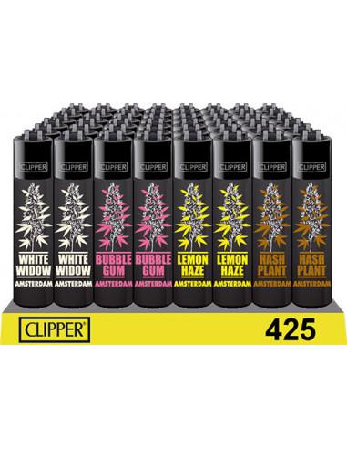 Zapalniczka Clipper wzór PLANTZ 2 z...
