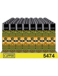 Zapalniczka Clipper wzór Trippy Cats
