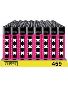 Zapalniczka Clipper XXX Pink Amsterdam