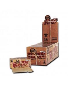 Obraz produktu: raw rolls bibułki w rolce 3metry