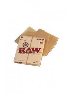 RAW Papiery pergaminowe 100 sztuk