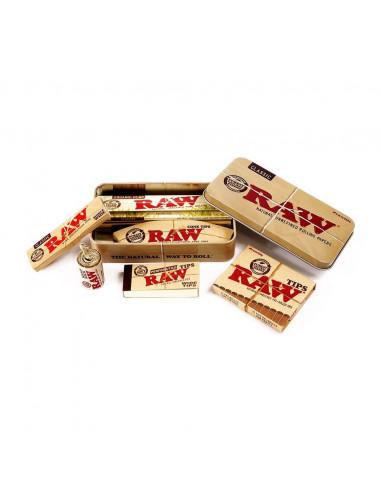 RAW Starter Box pudełko z akcesoriami...