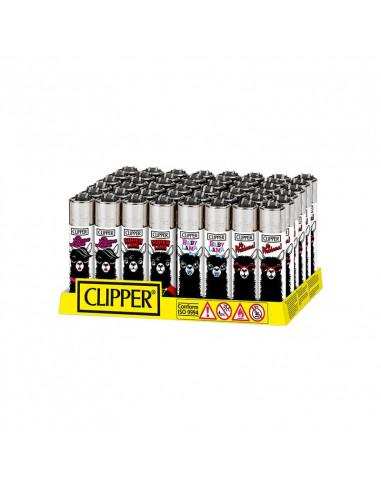 Zapalniczka Clipper wzór LAMA