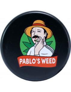 Pablo's Weed grinder...