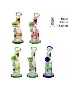 Bongo Grace Glass Bubbler...