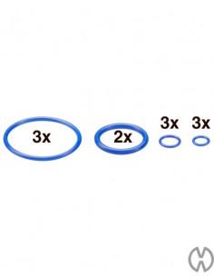 Mighty Seal Ring Set - Zestaw gumek do waporyzatora Mighty Storz&Bickel