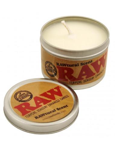 Świeca RAW Candle neutralizująca zapachy