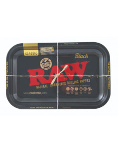 RAW Black SMALL joint tray...