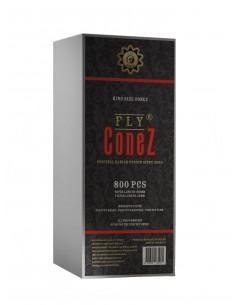 Skręcone bibułki FLY Conez...