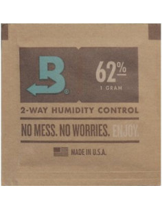 Boveda Humidity Control humidity controller 62% sachet 1 g