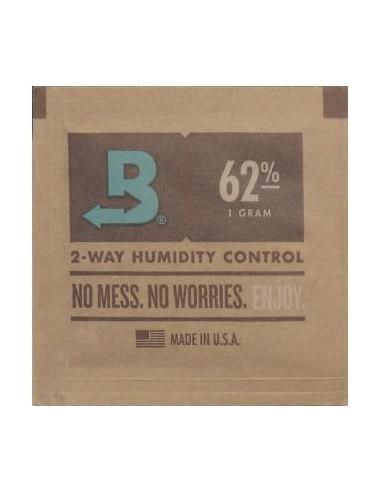 Boveda Humidity Control regulator wilgotności 62% saszetka 1 g