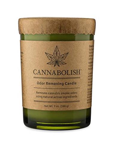 Cannabolish Candle - Świeca...