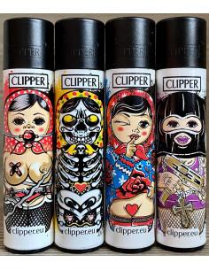 Zapalniczka Clipper wzór...