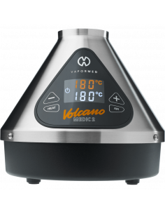Volcano Medic 2 is a stationary medical vaporizer for herbs, oils and concentrates