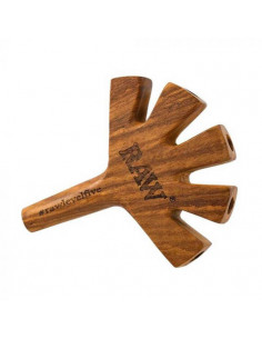 RAW Level Five Cigarette Holder - Mouthpiece holder for 5 joints