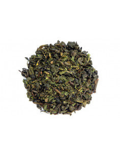 Green tea with mint - dried for BIO vaporization