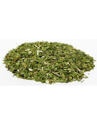 Herbata zielona z Yerba Mate - susz do waporyzacji BIO