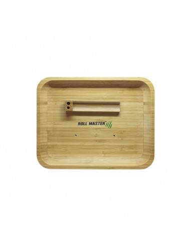 Tacka do skręcania jointów bambusowa Roll Master MEDIUM