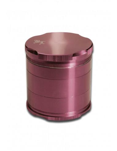 Black Leaf 5-piece dried grinder, diam. 50 mm purple