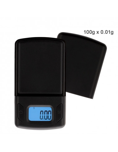Waga do ziół USA Weight Florida 100 g 0.01 g