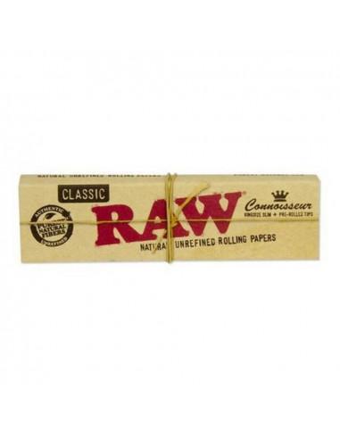 RAW Connoisseur King Size Slim...