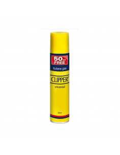 Gaz do zapalniczek Clipper 300 ml